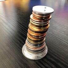 Случайный 30/60/100 Юбилейные монеты из разных стран, оригинальные монета, страны мира коллекционные игрушки