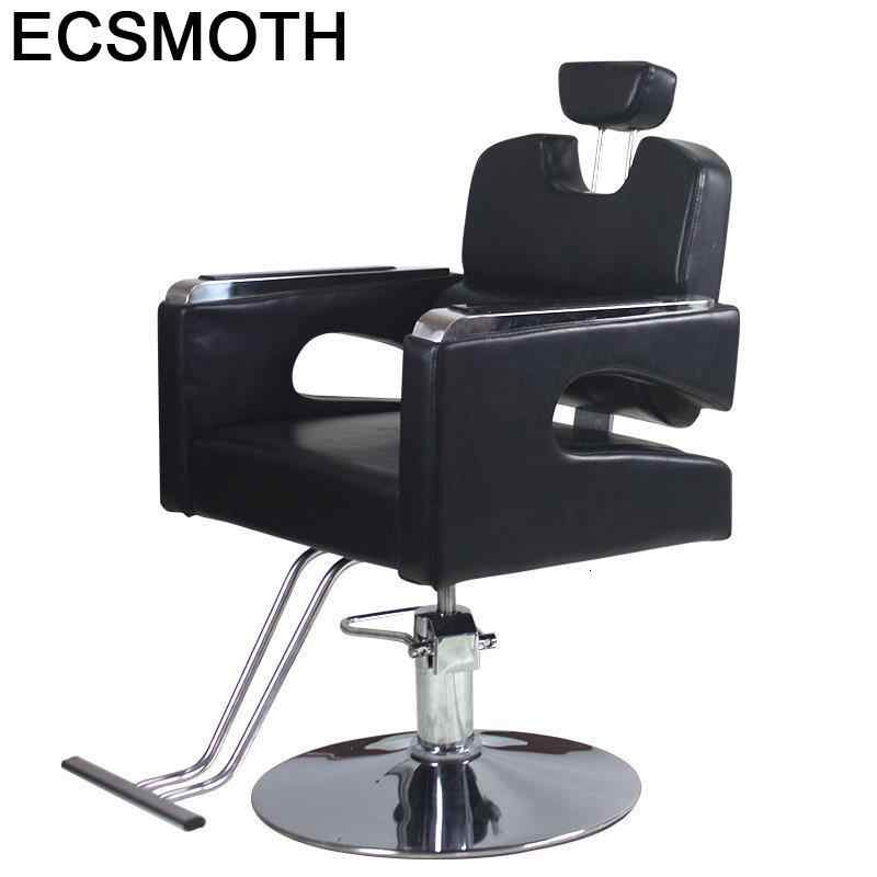 Парикмахерские кресла для волос Silla Barbero Stuhl Mueble De Belleza Stoel Barbeiro Chaise Salon Barbearia Shop Cadeira