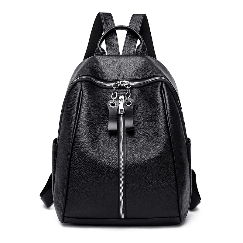 Casual Backpacks For Women Simple Wild Fashion Two Styles Multiple Choice Large Capacity Backpack