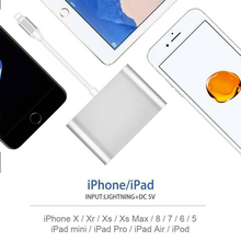 Lightning to HDMI VGA AV Audio Video Adapter for iPhone X/XS/8P/8/7P For iPad Air/Mini/iPod