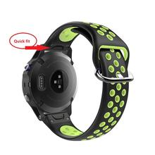 цена на for 22mm garmin quick fit band for forerunner 935 945 quick fit  / fenix 5/ fenix 5 plus /quatix 5 5sapphire /approach S60 S50