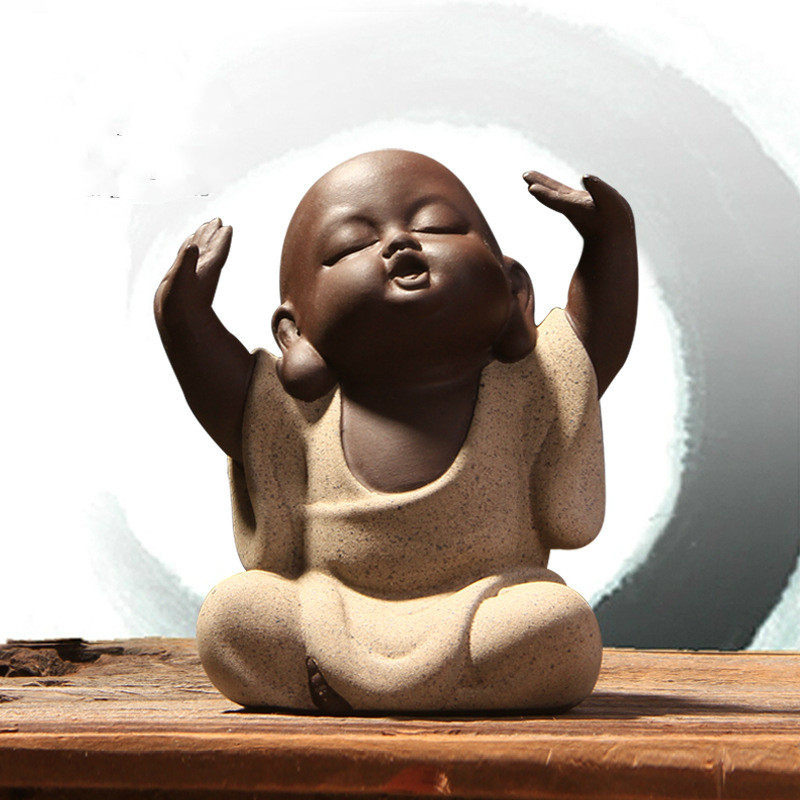 monk figurines buddha statues for decoration buda statue home decor buddhism sculpture decoration budas decorativos figura budda|Statues & Sculptures| |  - title=