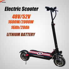 48V 1600W / 52V 2000W / 20AH Batería de litio LCD