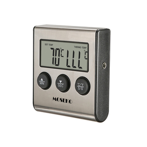 Image 3 - MOSEKO Digital Kitchen Thermometer Oven Food Cooking Meat BBQ Probe Thermometer With Timer Milk Water Temperature Cooking Tools