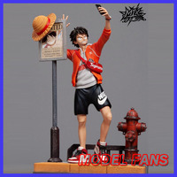 MODEL FANS IN STOCK MIX one piece luffy Popular GK resin statue figure toy for collection