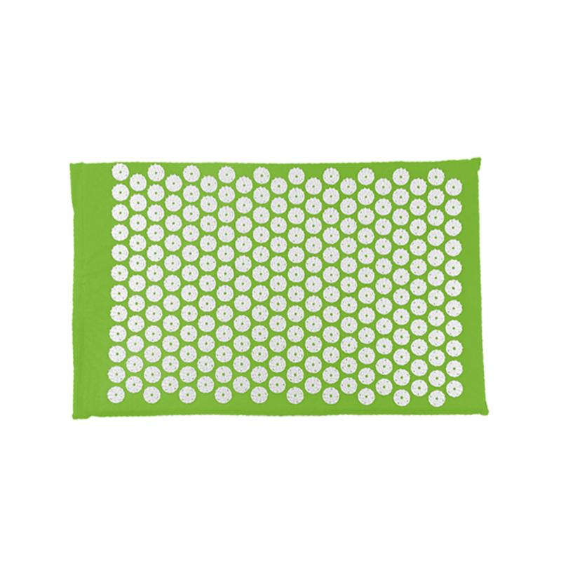 Acupressure Massage Mat with Pillow set to body Relaxation to Release Stress and Tension 14