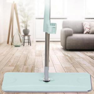 Microfiber Flat Mop Cloth Avoiding Hand Flexible Washing Mopping Cleaning Tool for Living Room Accessories