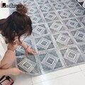 Starke Selbst Adhesive Marble Boden Aufkleber Dekorative Wand Panel für Küche Wasserdicht Fliesen Boden Aufkleber Hause Dekoration Aufkleber
