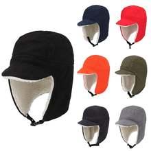 Connectyle мужские женские мягкие флисовые теплые зимние шапки