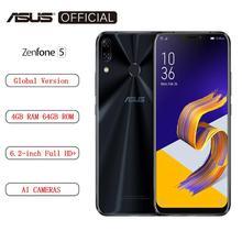 Global Version ASUS Zenfone 5 ZE620KL 4GB RAM 64GB ROM 6.2