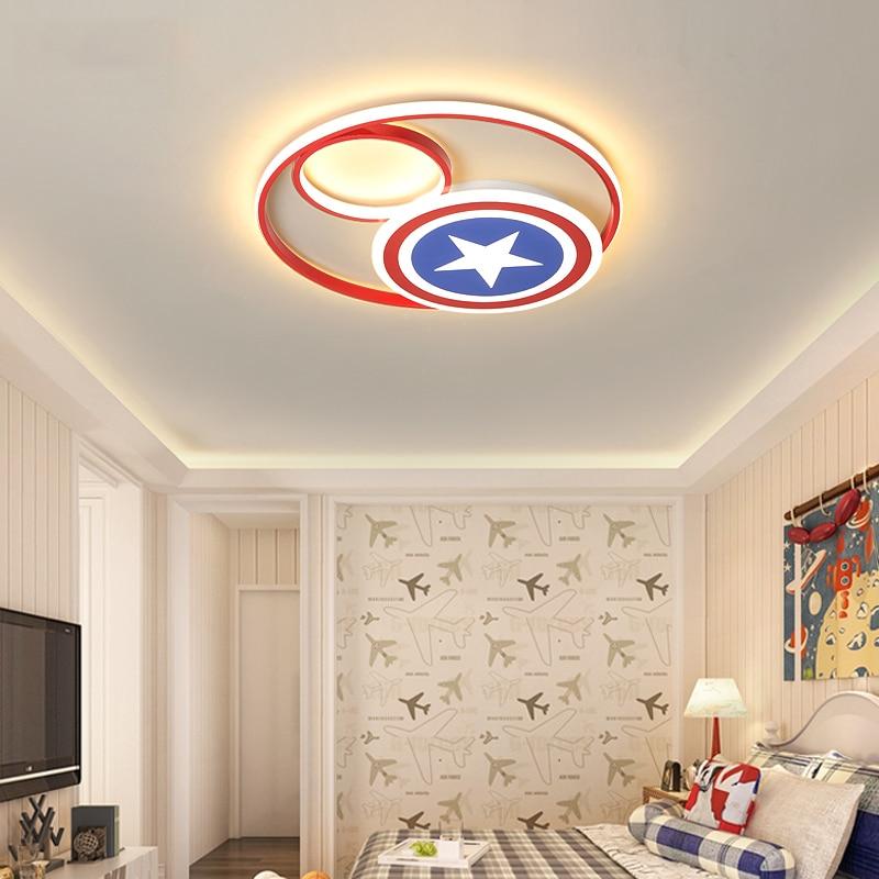 Room Bedroom Led Lamp Ceiling Lighting