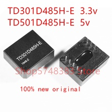 1PCS/LOT 100% new original TD301D485H-E TD501D485H-E Single channel high speed RS485 isolated transceiver module