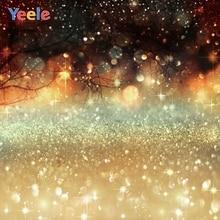 Yeele Christmas Backdrop Winter Light Bokeh Newborn Baby Portrait Photography Background For Photo Studio Photocall Photophone yeele christmas backdrop golden ball light bokeh newborn baby photography background photo studio photobooth shoot photophone