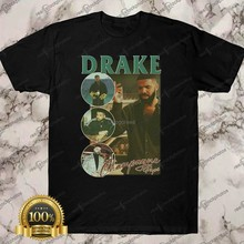 Drake champagne hip hop camisa rap camisa vintage 90 s retro 90 camisa fc012