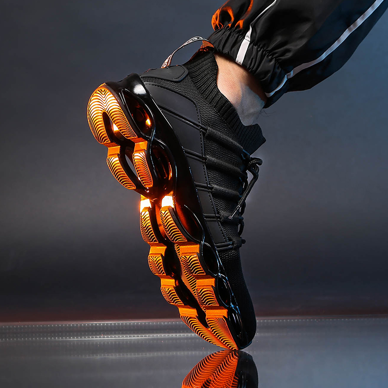 Hac7874b79f874e8481e16c11e1669e28c New Fishbone Blade Shoes Fashion Sneaker Shoes for Men Plus Size 46 Comfortable Sports Men's Red Shoes Jogging Casual Shoes 48
