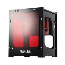 NEJE KZ 10W 450nm Mini laserowa maszyna grawerująca inteligentna grawerka obsługuje obsługę Off-line Logo maszyna do cięcia routera