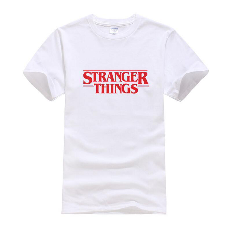 Mens T Shirts Fashion 2020,Stranger Things Men T Shirt 2020 Cotton Short Sleeve Men Fashion Shirt Tops Tees Men's T-Shirt