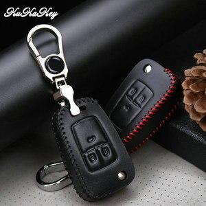 Image 2 - Leather Car Key Case Cover For Chevrolet Cruze Aveo TRAX Opel Astra Corsa Meriva Zafira Antara J Mokka Insignia Car styling