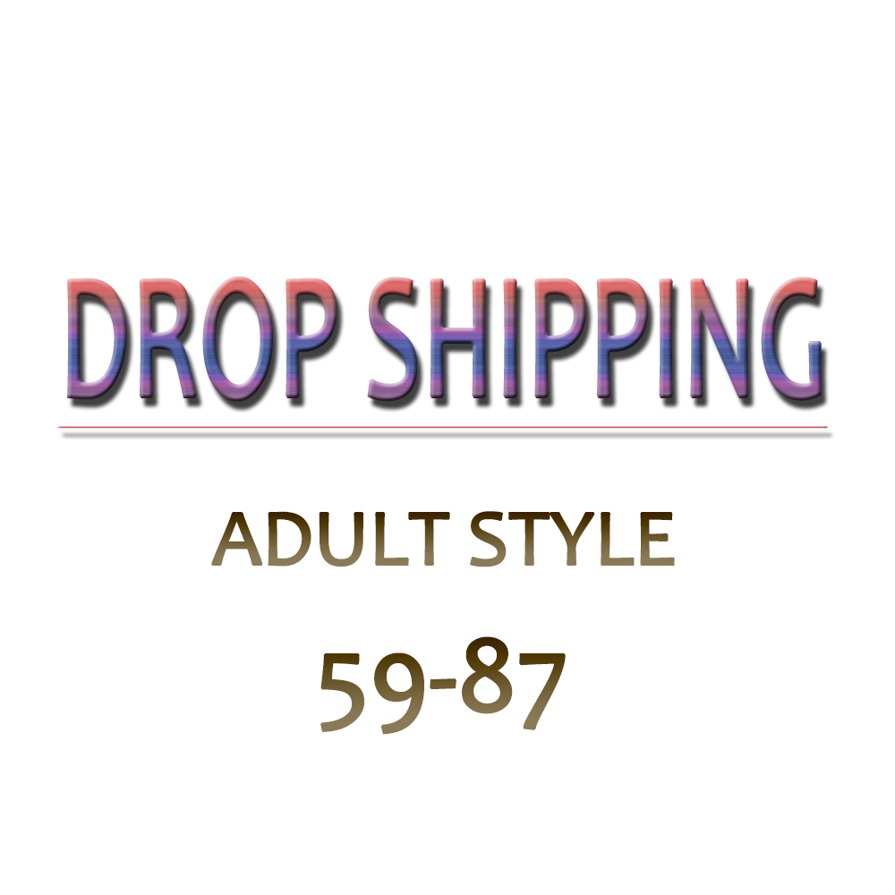 DROP SHIPPING LINK ADULT Style 59-87 1