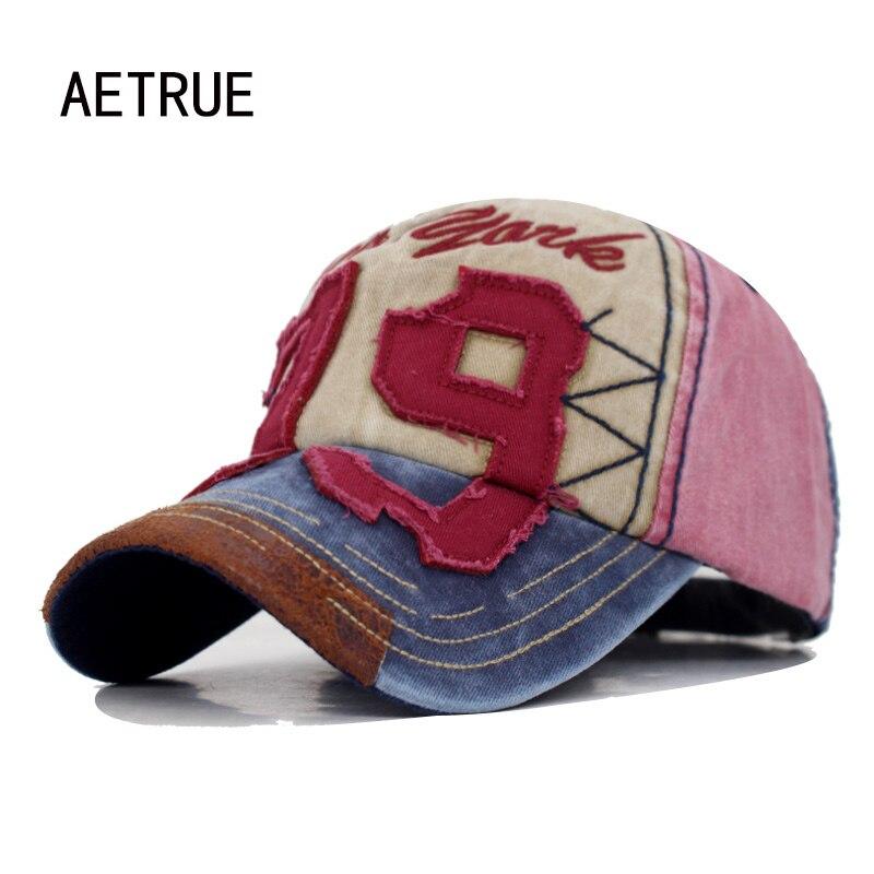 Brand Vintage Men Snapback Caps Women Baseball Cap Hats For Men Bone Casquette Gorras Cotton Male Trucker Dad Baseball Hat Cap
