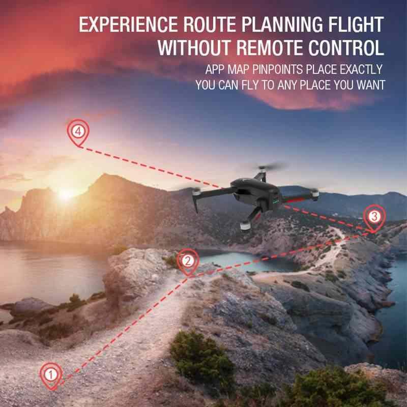 SG906 プロ Gps ドローン 4 18K wifi FPV 4 18K HD カメラ 2 軸手ぶれ補正自己安定化ジン Quadcopter ドローン