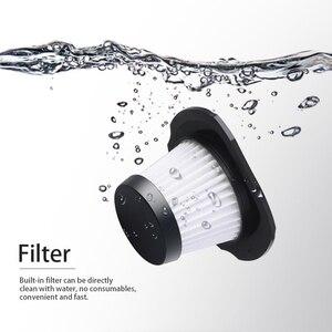 Image 3 - Aspirador de pó portátil sem fio para carro, saco de limpeza, super sucção, limpeza molhada/seca, acessórios para lavagem de carro