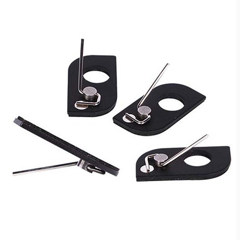 Черная Магнитная подставка для стрел из нержавеющей стали, инструмент для стрельбы из лука, аксессуары для правой руки для рекурсивного лук...