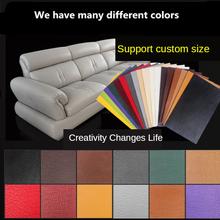 1 pçs 60x25cm sofá reparação de couro adesivo auto-adesivo para cadeira assento saco de sapato cama fixar remendos de sofá de couro