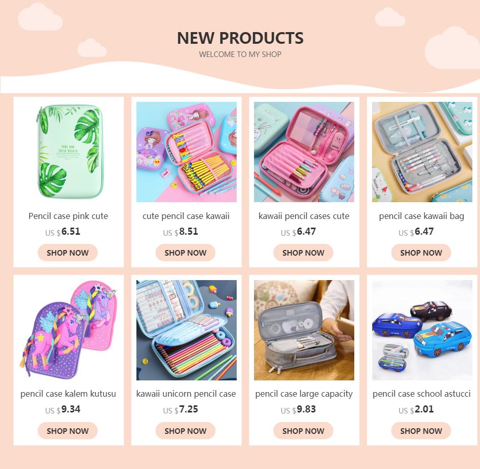 Cute Chubby Cat Kitty Soft Pencil Case Bag for Girl Kids Stationery Doll Toy