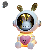 Astronaut Night Light Children's Day Toy Gift Star Ornaments Collection Cute Cartoon Christmas Decorations