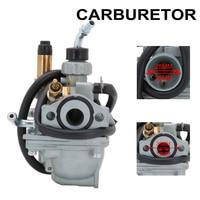 Motorcycle Carburetor Carb Carburador Fuel Supply For Yamaha TTR50 TTR 50 Scooter Accesorios Power Jet Racing Motorbike
