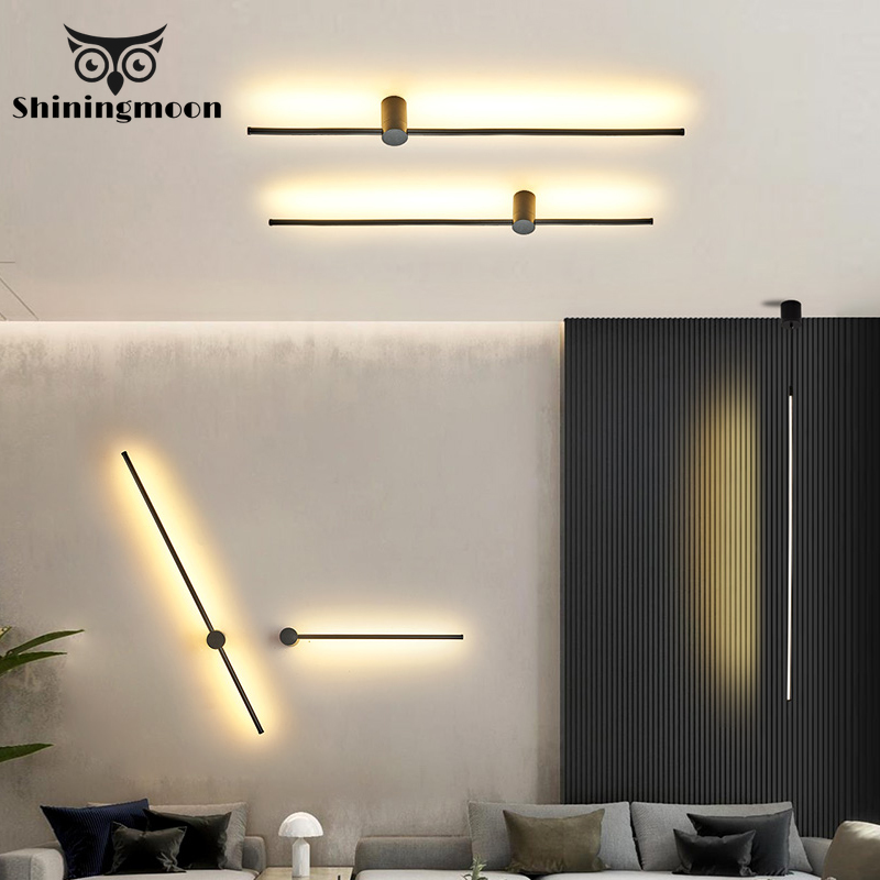 Nordic Dimming Pendant Lamp Modern LED Pendant Lights Lighting Suspended Industrial Lamp Living Room Home Decor Light Fixtures