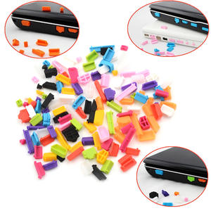 Anti-Dust-Plug Cover Computer-Accessories Laptop Silicone for Stopper Dustproof Usb 13pcs/Set
