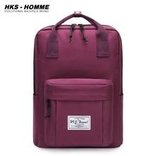 십대 소녀를위한 학생 배낭 학교 가방을위한 새로운 2020 방수 배낭 FemaleLaptop Bagpack 여행 가방 어깨 가방