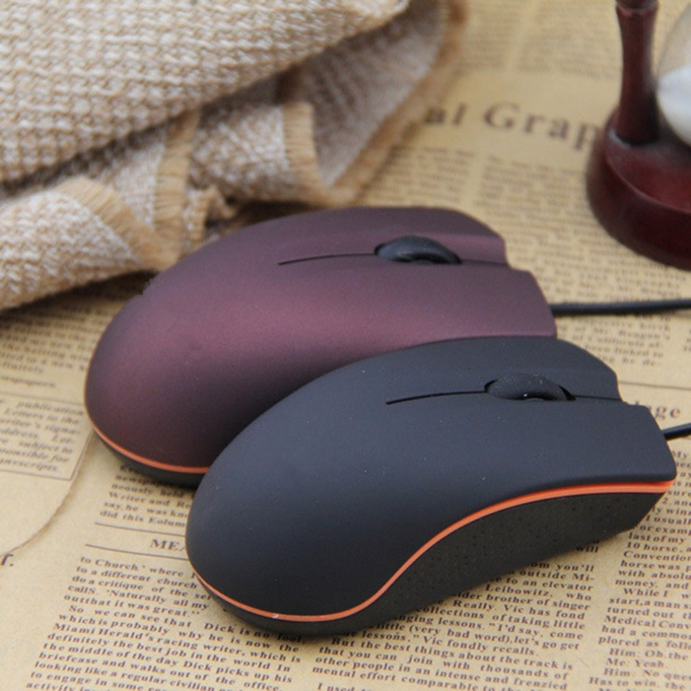 M20 Wired Computer Mice Mouse 1000dpi Gaming Mouse Optical Mice For Computer PC