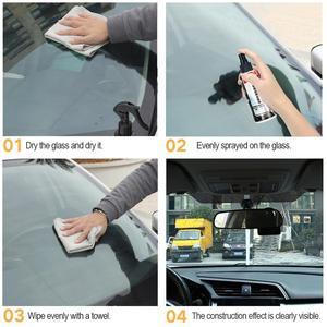 Image 2 - 150ML Ceramic Car Coating Automotive Nano coated Glass Windshield Liquid Rearview Mirror Waterproof Coating Clean Leather