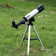 Professional getting Started Monocular Refractive Space Astronomical Telescope Travel Spotting Scope with Portable Tripod Lever camille mccue getting started with engineering think like an engineer