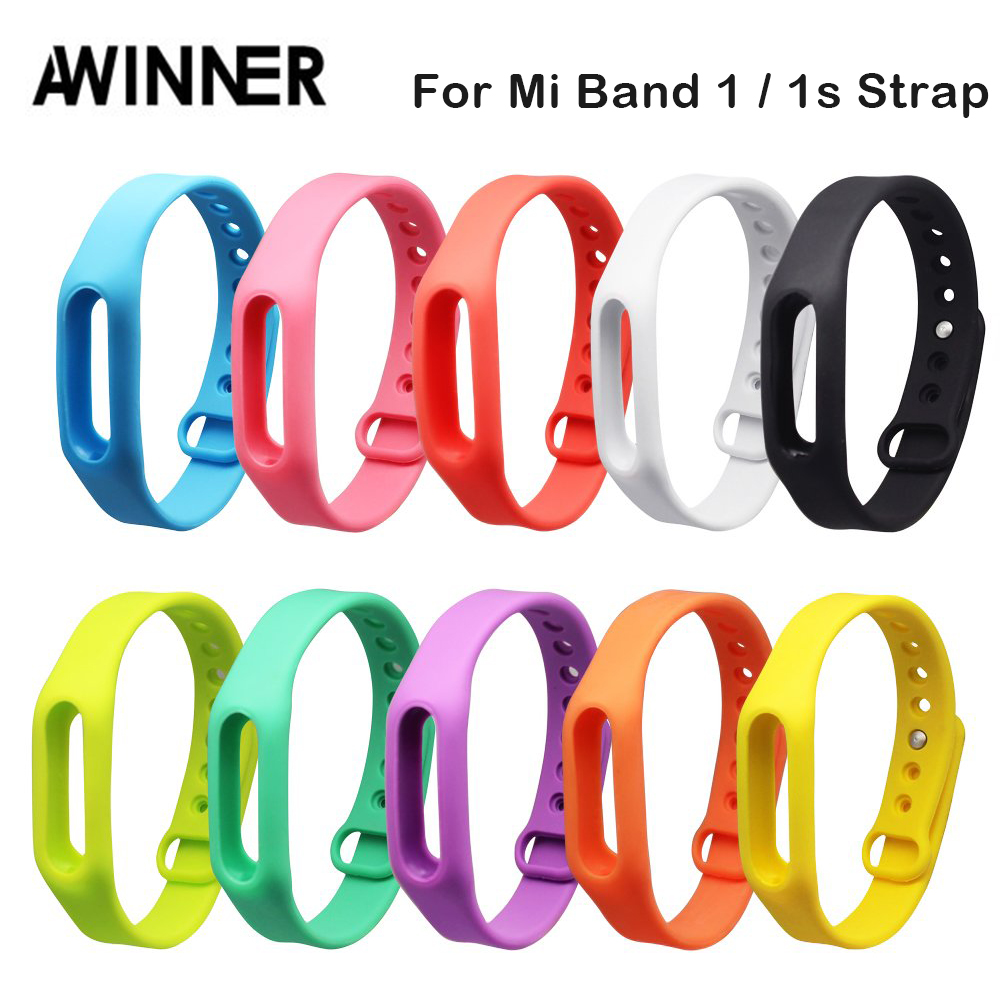 For Xiaomi Mi Band 1 Strap For Mi Band 1s Bracelet For Mi Band 1s Strap Mi Band Bracelet For Xiaomi Miband 1 Strap Replacement