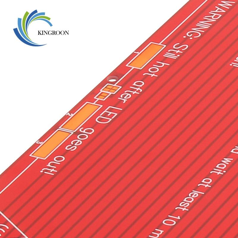 duplo 12v 24v vermelho mk2b 3d impressoras 05