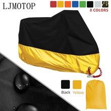 For BMW K1600 GT GTL R1200 R RT S ST S1000 R RR XR Motorcycle Cover Universal Outdoor UV Scooter waterproof Rain Dustproof Cover