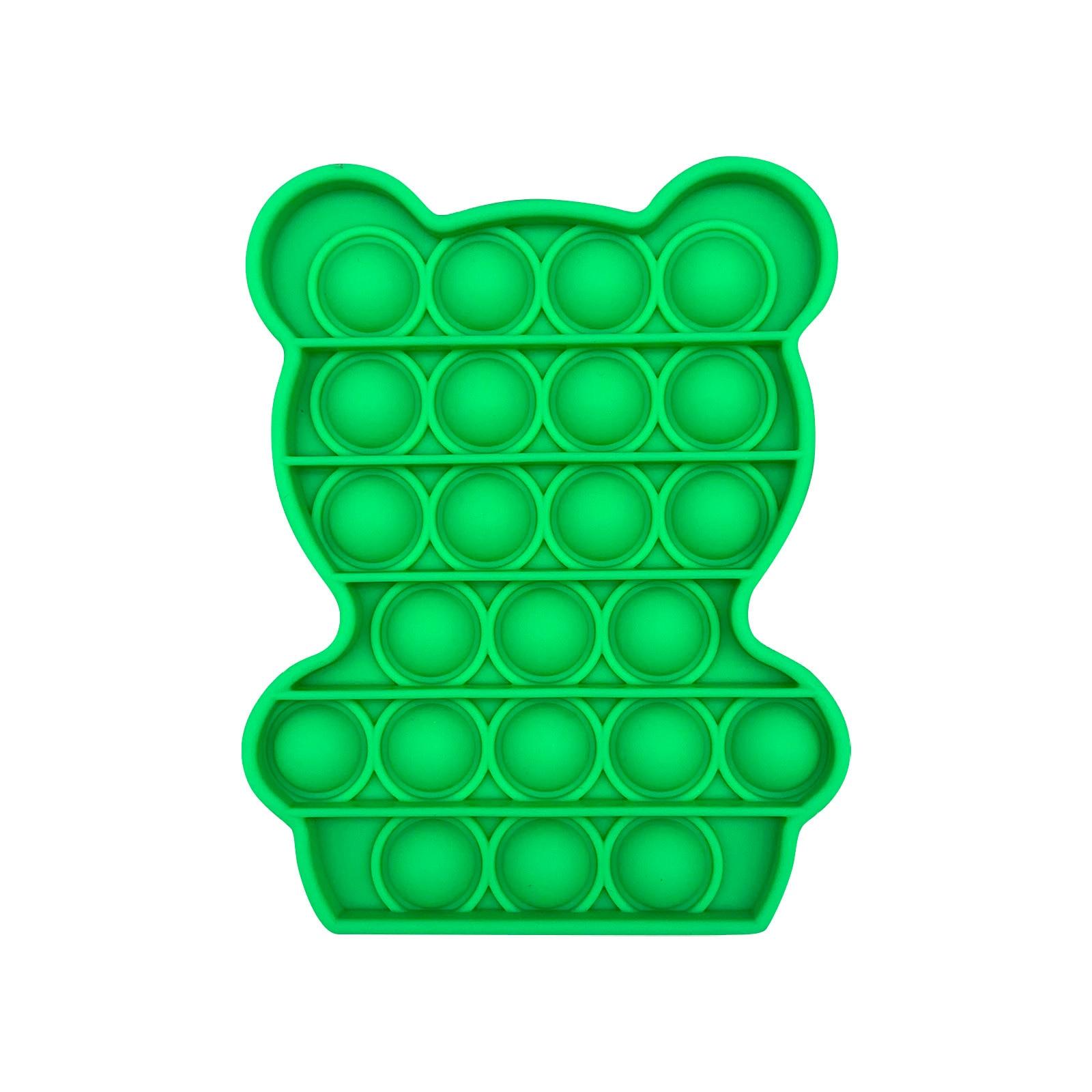 Toys Adult Needs Pops-It-Fidget Anti-Stress Push-Pops Bubble-Sensory-Toy Funny Squishy img3