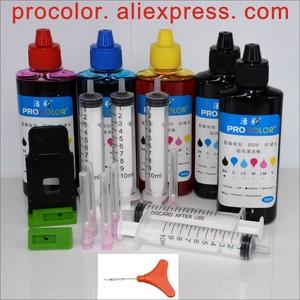 Image 4 - PG 440XL PG440 Pigment CL441 441 Dye ink refill kit for CANON PIXMA TS5140 MX 370 472 475 535 TS 5140 5150 5151 Inkjet printer
