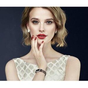Image 5 - OULUCCI יהלומים עבור Fitbit תשלום 3 להקת מתכת רצועת נירוסטה ReplaceableFor fitbit תשלום 3 צמיד נשים