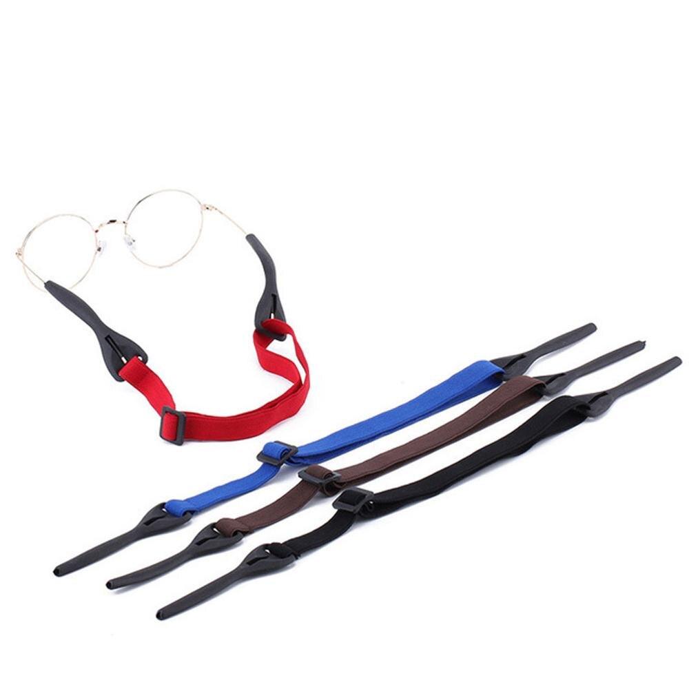 Adjustable Elastic Bands Glasses Rope Rubber Polyester Men Sport Eyeglasses Cord Chain String