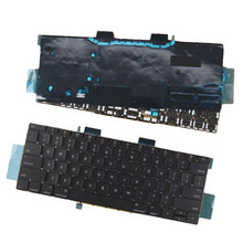 US Layout Laptop Replacement Backlight Keyboard for Apple MacBook Pro A1708 13.3 inch Laptops Keyboard Small Enter Key Brand New(China)