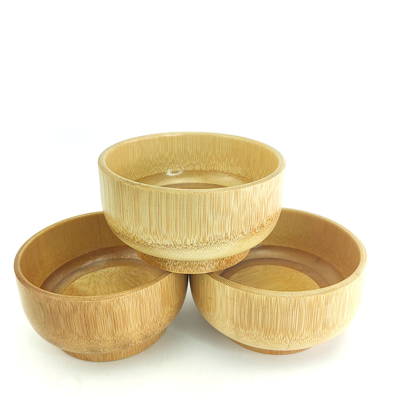 Bamboo bowl Eco Friendly Sustainable 100% Biodegradable Eco Friendly Kitchen Utensils » Planet Green Eco-Friendly Shop