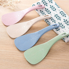 Meal-Spoon Ladle Cute Kitchen Plastic 1PC Wheat-Straw PP Household Lovely