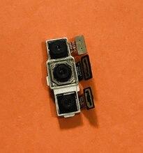 Foto originale Posteriore Posteriore della Macchina Fotografica Modulo 16.0MP Per UMIDIGI A5 Pro Helio P23 Trasporto Libero