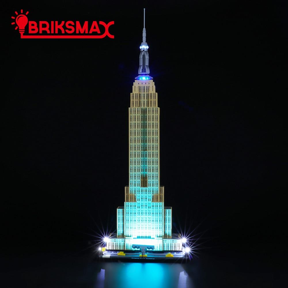 Комплект светодисветильник BriksMax для архитектурной империи 21046 года