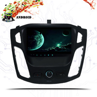For Ford Focus 3 2012 2015 2016 2017 2018 19 Car Multimedia Player Android 9.0 GPS Car Radio Audio Auto 8 Cores 64G, IPS, DSP